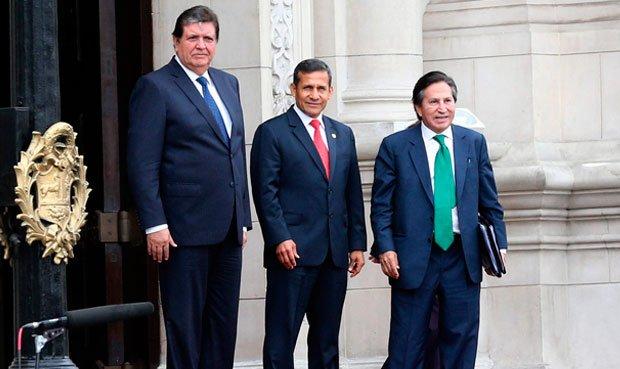 Tres Presidentes
