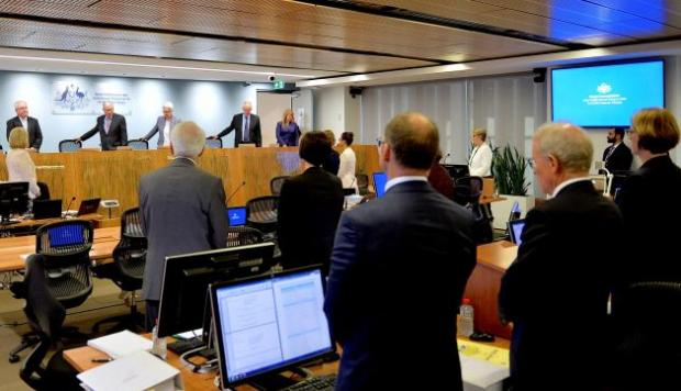 Australia Comision Abusos Sexuales