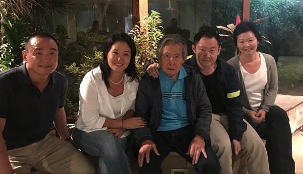 Familia Fujimori