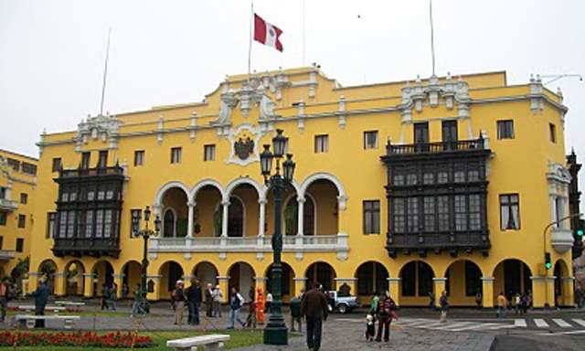 Municipalidad Metropolitana de Lima