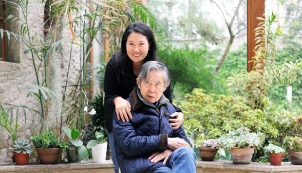 Keiko Alberto Fujimori
